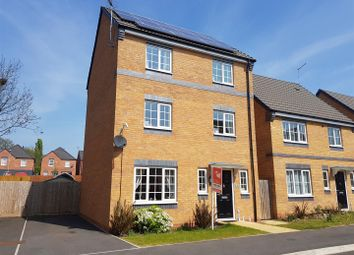 Thumbnail 4 bed detached house for sale in Lower Meadow Lane, Huthwaite, Sutton-In-Ashfield