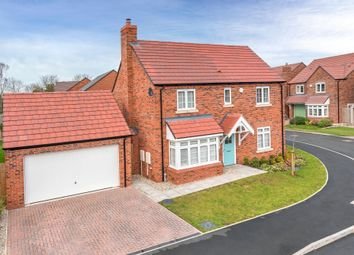 Thumbnail Detached house for sale in Barnfield Close, Church Aston, Newport