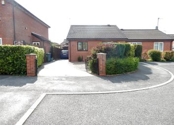 Thumbnail 2 bed property for sale in Ackford Drive, Worksop