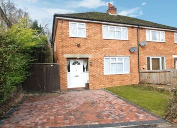 Thumbnail 3 bed semi-detached house for sale in Bookerhill Road, High Wycombe