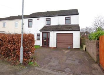 Thumbnail 5 bed detached house for sale in Castle Lodge Crescent, Caldicot