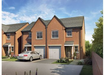 Thumbnail 3 bed semi-detached house for sale in Bridgefold Development, Rochdale