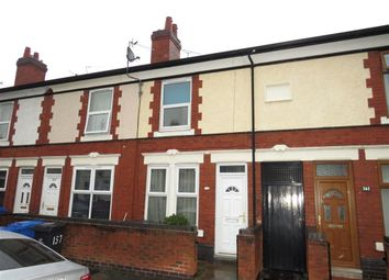 Thumbnail 2 bed terraced house to rent in Grosvenor Street, Derby