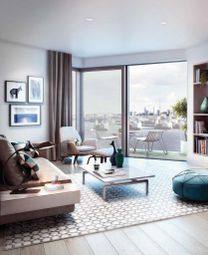 Thumbnail 1 bed flat for sale in Silvertown