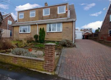 Thumbnail 2 bed semi-detached house for sale in Bar Avenue, Mapplewell, Barnsley