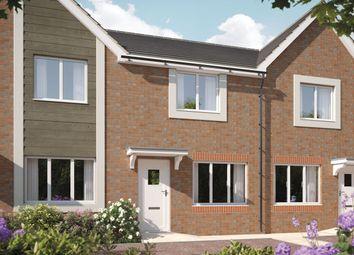 Thumbnail 2 bed terraced house for sale in Bramshall Green, Bramshall, Uttoxeter