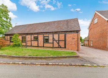 Thumbnail 2 bed barn conversion for sale in Ash Lane, Yarnfield, Stone
