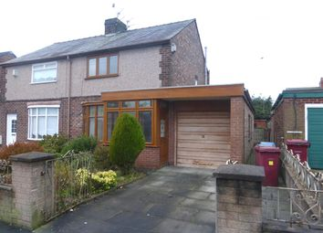 Thumbnail 2 bed semi-detached house for sale in Hawthorne Road, Prescot