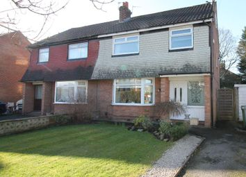 Thumbnail 3 bed semi-detached house for sale in Parsonage Road, Flixton, Urmston, Manchester