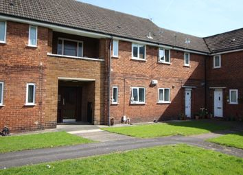 Thumbnail 1 bed flat for sale in Dumbarton Close, Stockport