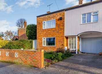 Thumbnail 3 bed semi-detached house for sale in Dover Road, Deal, Kent
