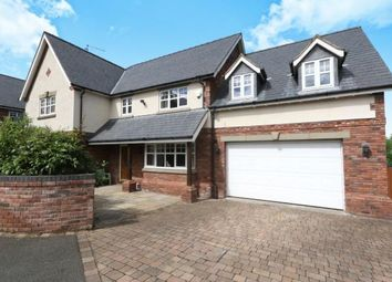 Thumbnail 4 bed detached house for sale in Pennant View, Gorsedd, Holywell, Flintshire