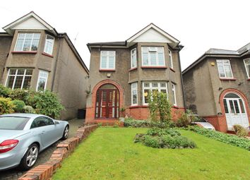 Thumbnail 3 bed detached house for sale in Beechwood Road, Newport