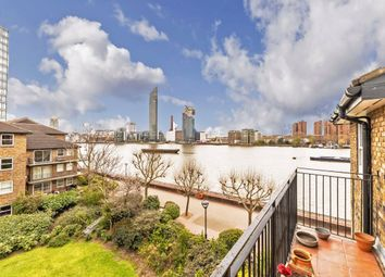 Thorney Crescent, London SW11. 4 bed flat for sale