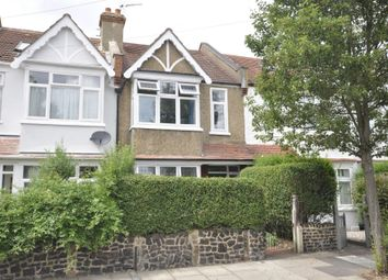 Thumbnail 2 bed terraced house to rent in Rosslyn Avenue, Barnes