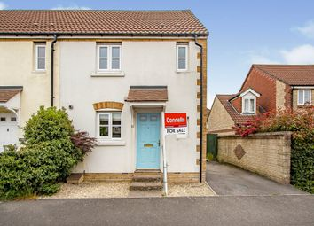 Thumbnail 2 bed end terrace house for sale in Kingsbere Lane, Shaftesbury