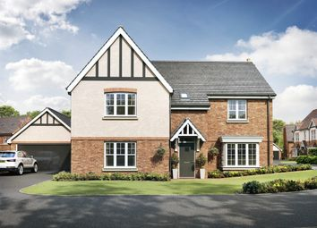 Thumbnail 5 bed detached house for sale in Fen Lane, Sawtry, Huntingdon