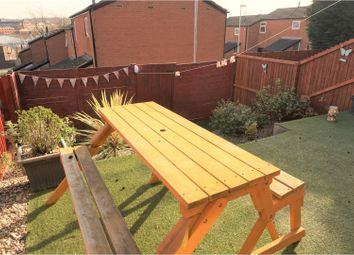 Thumbnail 3 bedroom terraced house for sale in Cottingley Green, Leeds