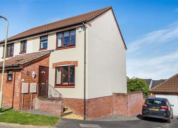 Thumbnail 3 bed semi-detached house for sale in Soloman Drive, Bideford