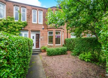Thumbnail 3 bed terraced house for sale in Eastwoodmains Road, Giffnock, Glasgow