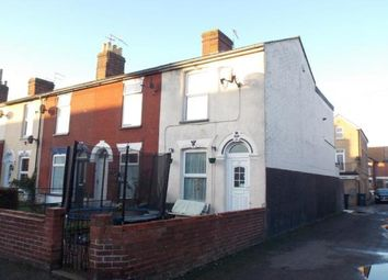 Thumbnail 2 bed end terrace house for sale in Great Yarmouth, Norfolk