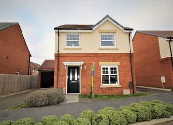 Thumbnail 4 bed detached house for sale in Benedict Lane, Hebburn