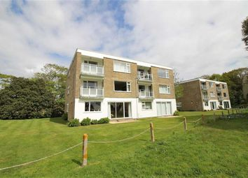 Thumbnail 2 bed flat for sale in Beacon Drive, Highcliffe, Christchurch
