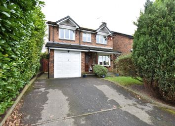 Thumbnail 4 bedroom detached house for sale in Shropshire Drive, Glossop