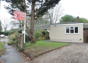Thumbnail 1 bedroom bungalow to rent in Hurtmore Road, Hurtmore, Godalming