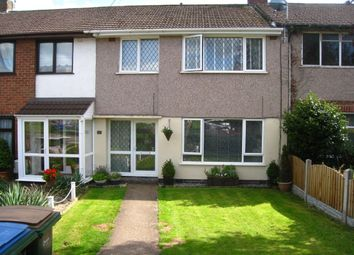 Thumbnail 3 bed terraced house for sale in Charlecote Road, Whitmore Park, Coventry