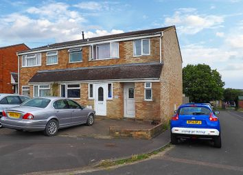 Thumbnail 1 bedroom terraced house to rent in Colwell Drive, Witney, Oxfordshire