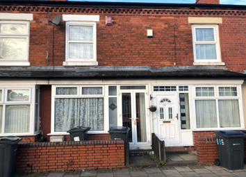 Thumbnail 3 bed terraced house for sale in Wright Road, Saltley