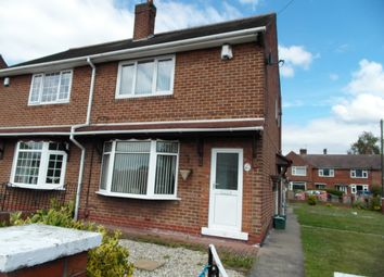 Thumbnail 2 bed semi-detached house to rent in Westminster Crescent, Doncaster