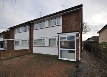 Thumbnail 2 bed maisonette to rent in Rayleigh Road, Hutton, Brentwood