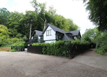 Thumbnail 4 bed detached house for sale in Old Warke Dam, Worsley, Manchester