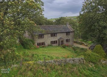 Thumbnail 3 bed detached house for sale in Seghole Farm, Hollin Hall, Trawden
