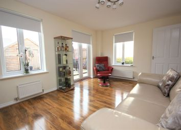 Thumbnail 3 bed end terrace house for sale in Wester Kippielaw Park, Dalkeith
