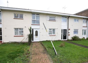 Thumbnail 2 bed terraced house to rent in Woolmer Green, Basildon, Essex