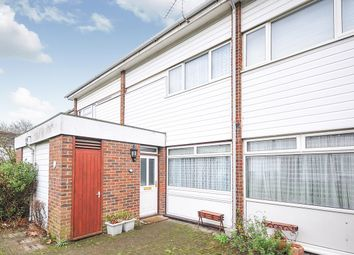 Thumbnail 2 bed terraced house for sale in Polebrook Road, London