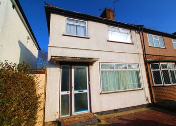 Thumbnail 3 bed semi-detached house to rent in Leggatts Wood Avenue, Watford