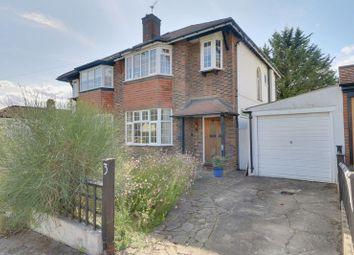 Thumbnail 3 bed semi-detached house for sale in Rockhampton Road, South Croydon
