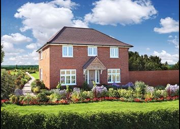 Thumbnail 3 bed detached house for sale in Parc Plymouth At Plasdŵr, Heol Rufus, Cardiff
