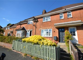 Thumbnail 2 bed terraced house to rent in Portal Road, Winchester, Hampshire