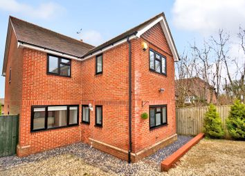 Thumbnail 4 bed detached house for sale in Stanmore Road, East Ilsley, Newbury