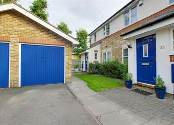 Thumbnail 3 bed end terrace house for sale in Anderson Close, Highlands Village, Winchmore Hill