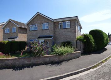 Thumbnail 4 bed detached house for sale in Copperfield Drive, Worle, Weston-Super-Mare