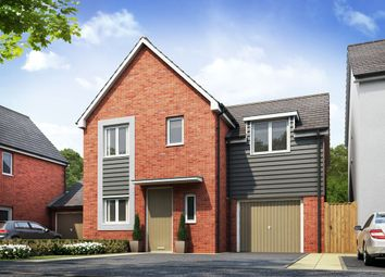 Thumbnail 3 bed detached house for sale in Acacia Lane, Branston, Burton-On-Trent
