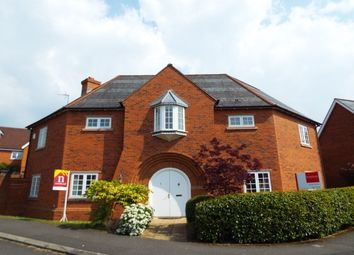 Thumbnail 4 bed property to rent in Redbourne Drive, Weston, Crewe