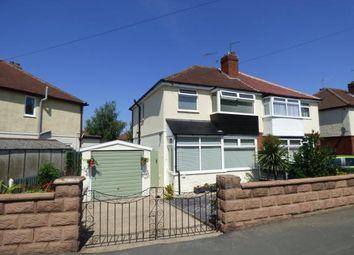 Thumbnail 3 bed semi-detached house for sale in Boulton Lane, Derby, Derbyshire