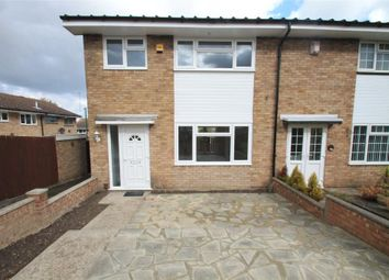 Thumbnail 3 bedroom terraced house to rent in Lorton Close, Gravesend